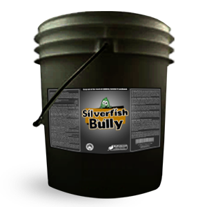 Silverfish Bully – Natural Spray To Kill Silverfish 5 Gallon
