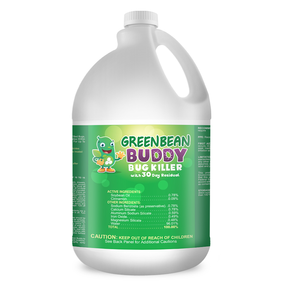 Green Bean Buddy bed bug killer 1 Gallon