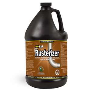 rusterizer 2 Rust Removal Treatment – Cut Your Labor and Cost in Half With an Organic Rust Remover!