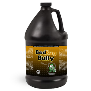 bed bug bully 1 gallon1 Persisting Bed Bugs and Evading Landlord Push Tenant to Move Out   (How to Get Rid of Bed Bugs Inexpensively On Your Own?)