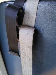 mold-in-seat-belts