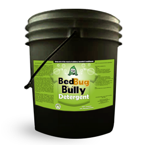 Bed Bug Bully Detergent 5 Gallon