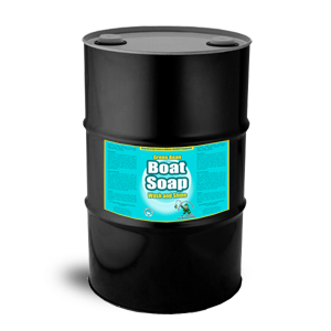 Boat Soap – Boat Detailing 55 Gallon