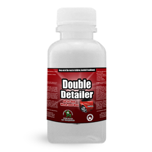 Double Detailer 2-in-1 Wash and Wax 4 oz