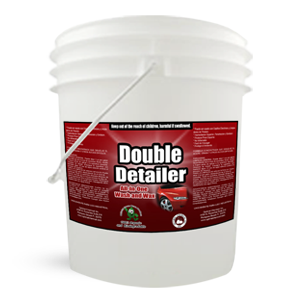 Double Detailer 2-in-1 Wash and Wax 5 Gallon