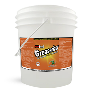 Greaserizer 5 Gallon