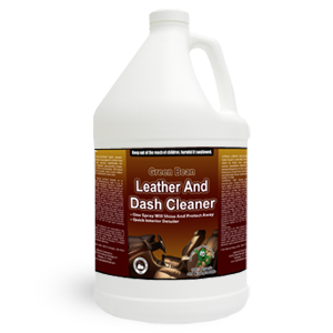 Leather and Dash – Leather Conditioner 1 Gallon