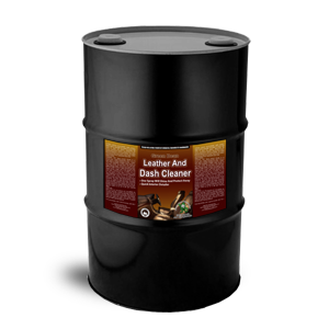 Leather and Dash – Leather Conditioner 55 Gallon