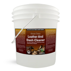 Leather and Dash – Leather Conditioner 5 Gallon