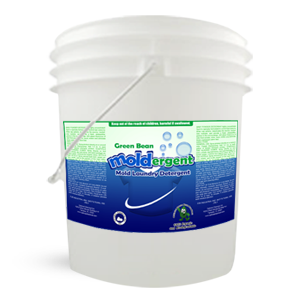 Moldergent 2-in-1 Mold Remover and Laundry Detergent 5 Gallon