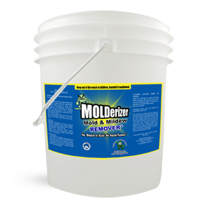 Molderizer Non-Toxic Mold Cleaner 5 Gallon