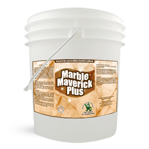 Marble Maverick Plus – Concentrated Granite Cleaner 5 Gallon
