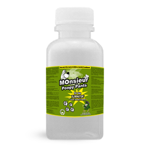 Monsieur Poopy Pants – Pet Odor Removal 4oz