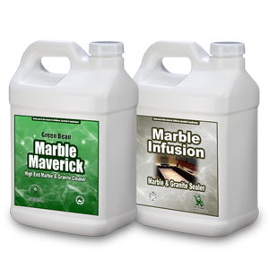 Marble Maverick – 2-in-1 Marble Care Kit 1 Gallon