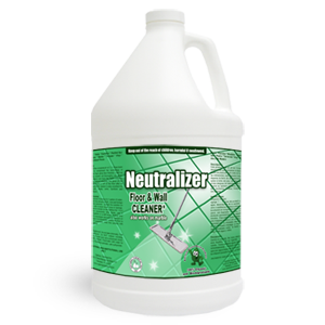 Neutralizer: Counter and Floor Cleaner 1 Gallon