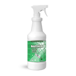 Neutralizer: Counter and Floor Cleaner 32oz