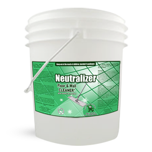 Neutralizer: Counter and Floor Cleaner 5 Gallon