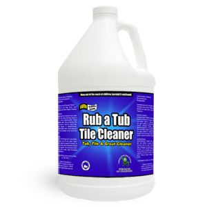 Rub A Tub Tile and Grout Cleaner 1 Gallon