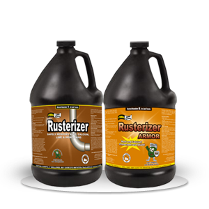 Rusterizer – Rust Removal & Corrosion Protection Kit 1 Gallon
