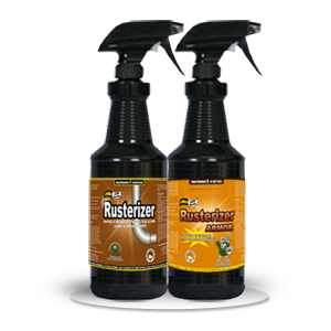 Rusterizer – Rust Removal & Corrosion Protection Kit 32oz