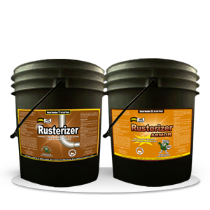 Rusterizer – Rust Removal & Corrosion Protection Kit 5 Gallon