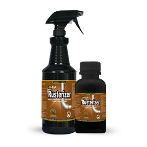 Rusterizer – Non-Toxic Rust Remover 32oz with Free 8oz Sample