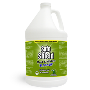 Safe Shield Non-Toxic Mold Cleaner and Protectant 1 Gallon