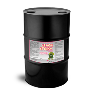 Senor Sticky: Gum and Tar Cleaner 55 Gallon