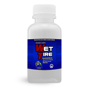 Wet Tire – Tire Shine and Gloss 4oz