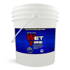 Wet Tire – Tire Shine and Gloss 5 Gallon