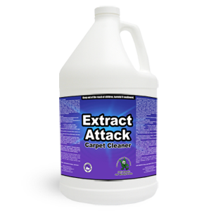 Extract Attack – Carpet Extractor 1 Gallon