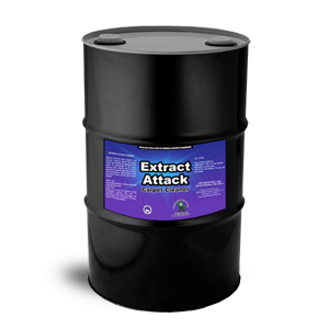 Extract Attack – Carpet Extractor 55 Gallon