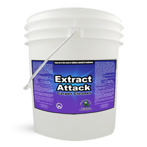 Extract Attack – Carpet Extractor 5 Gallon