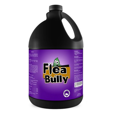 Flea Bully Natural Flea Spray, 1 Gallon