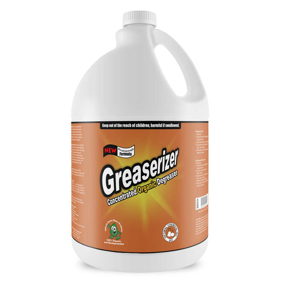 Greaserizer Natural Grease Cleaner 1 Gallon