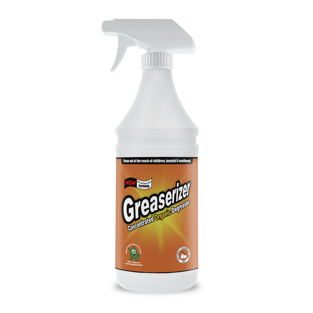 Greaserizer Natural Grease Cleaner 32 Oz