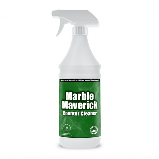 marble maverick non toxic marble counter cleaner 32 oz. Black Bedroom Furniture Sets. Home Design Ideas
