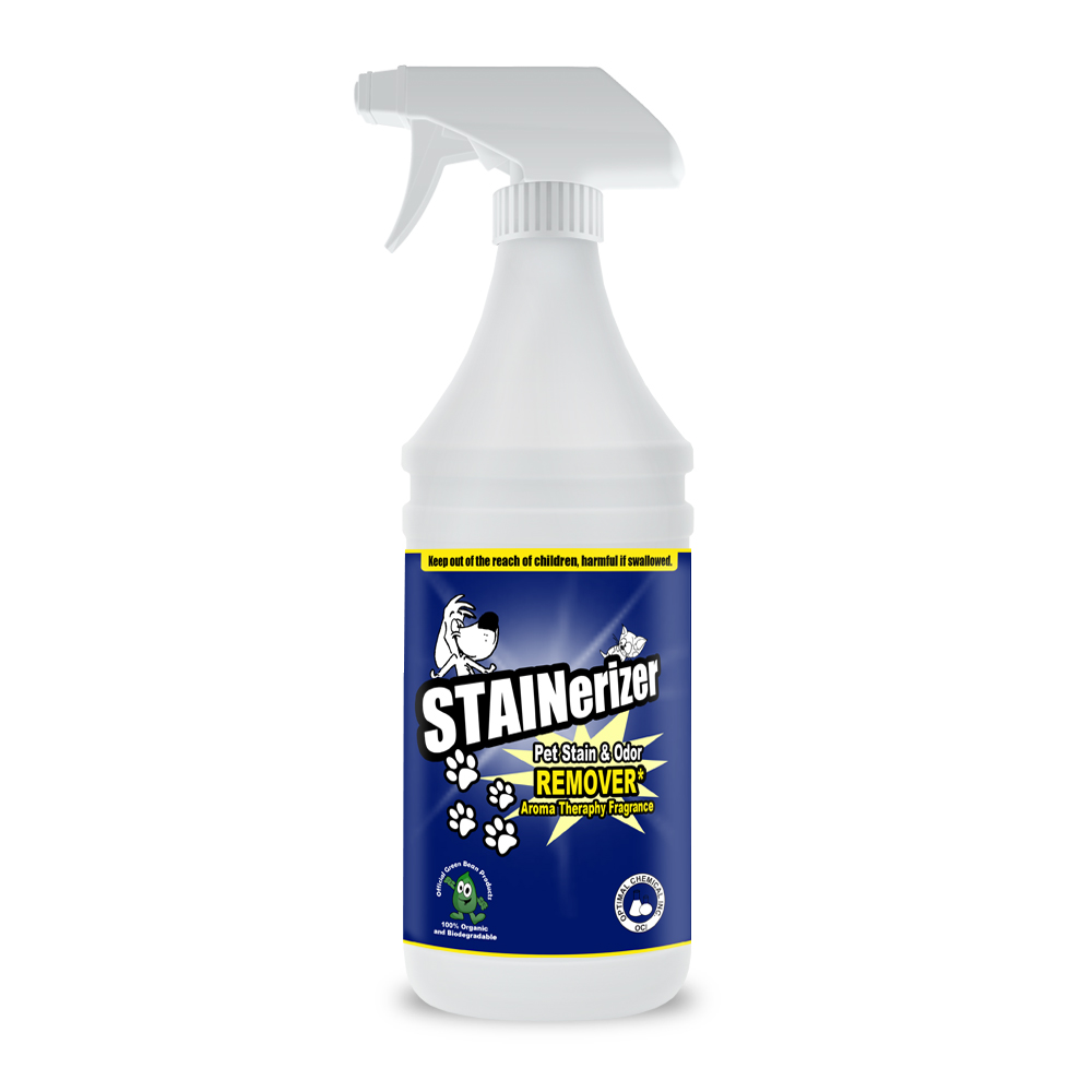 Stainerizer Non Toxic Pet Stain And Odor Eliminator 32 Oz
