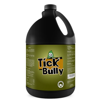Tick Bully Pesticide-Exempt Tick Spray, 1 Gallon