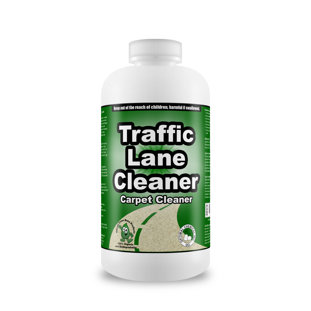 Traffic Lane Cleaner Non Toxic Carpet Cleaner 8 Oz