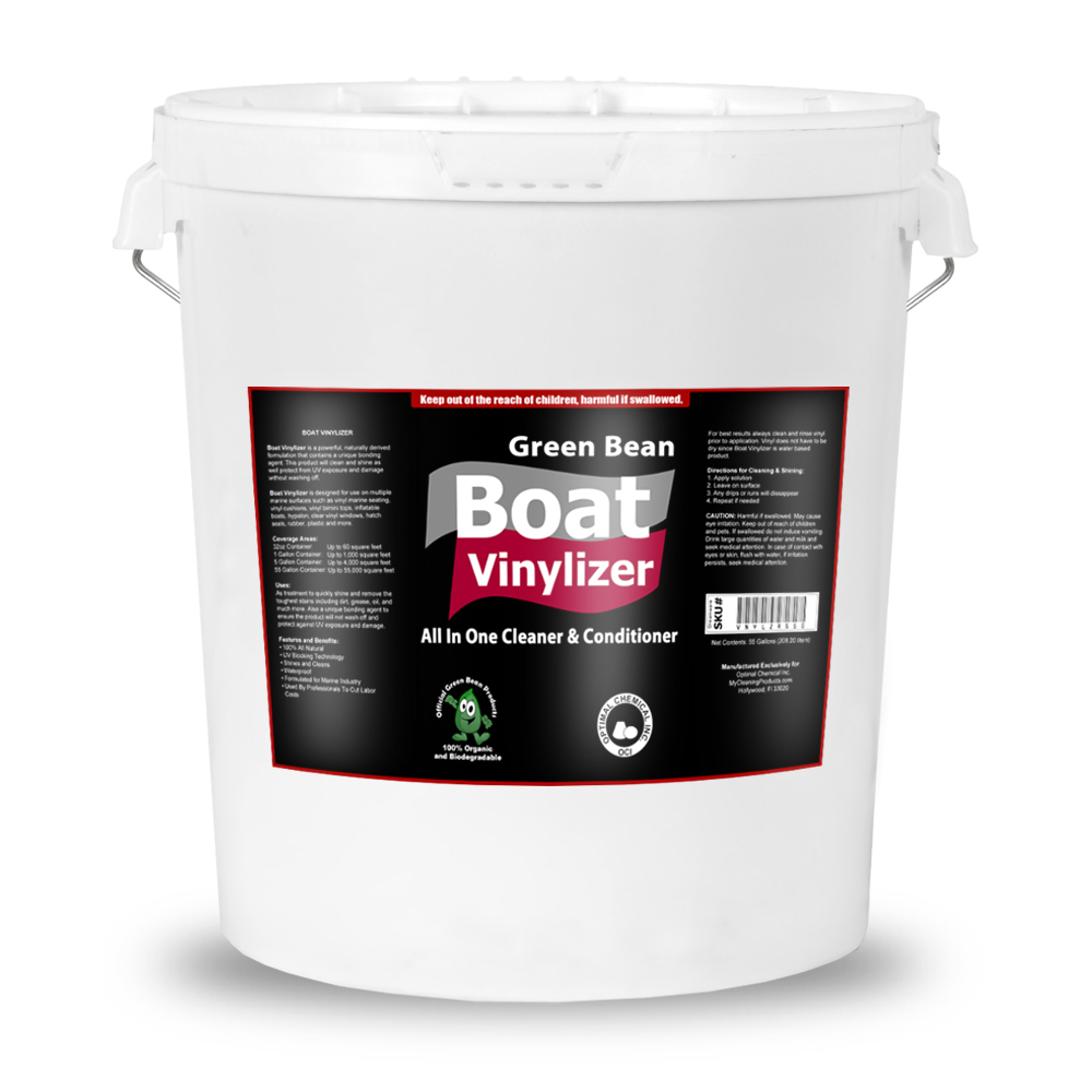 Boat Vinylizer Natural Vinyl Cleaner 5 Gallon