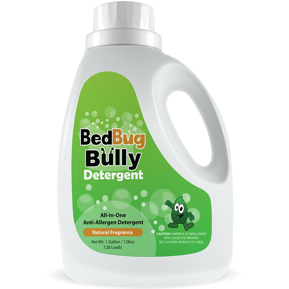 Dust Mite amp Bed Bug Anti Allergen Detergent 1 Gallon