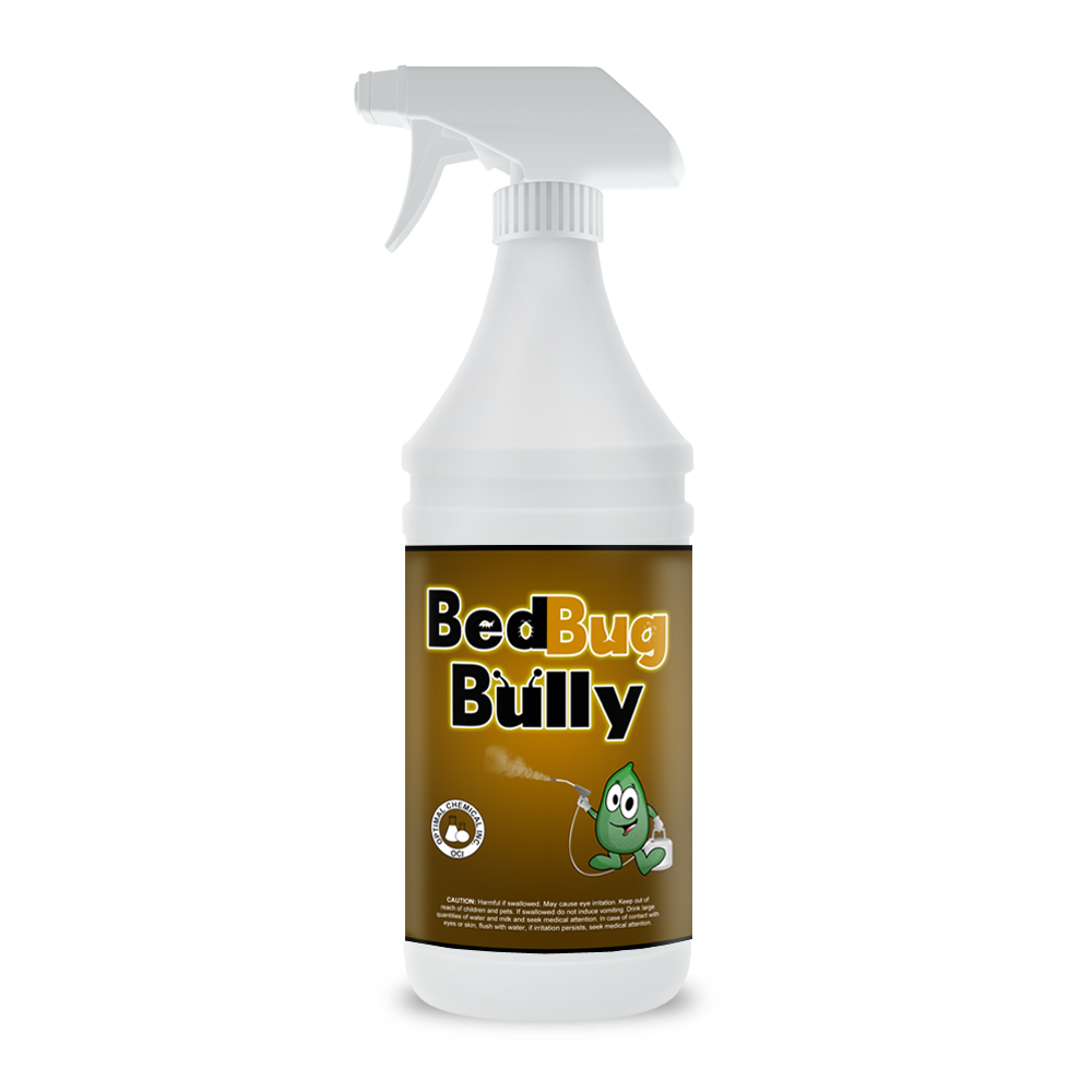 bed bug repellent bed bug bully bed bug spray 32 oz 28943