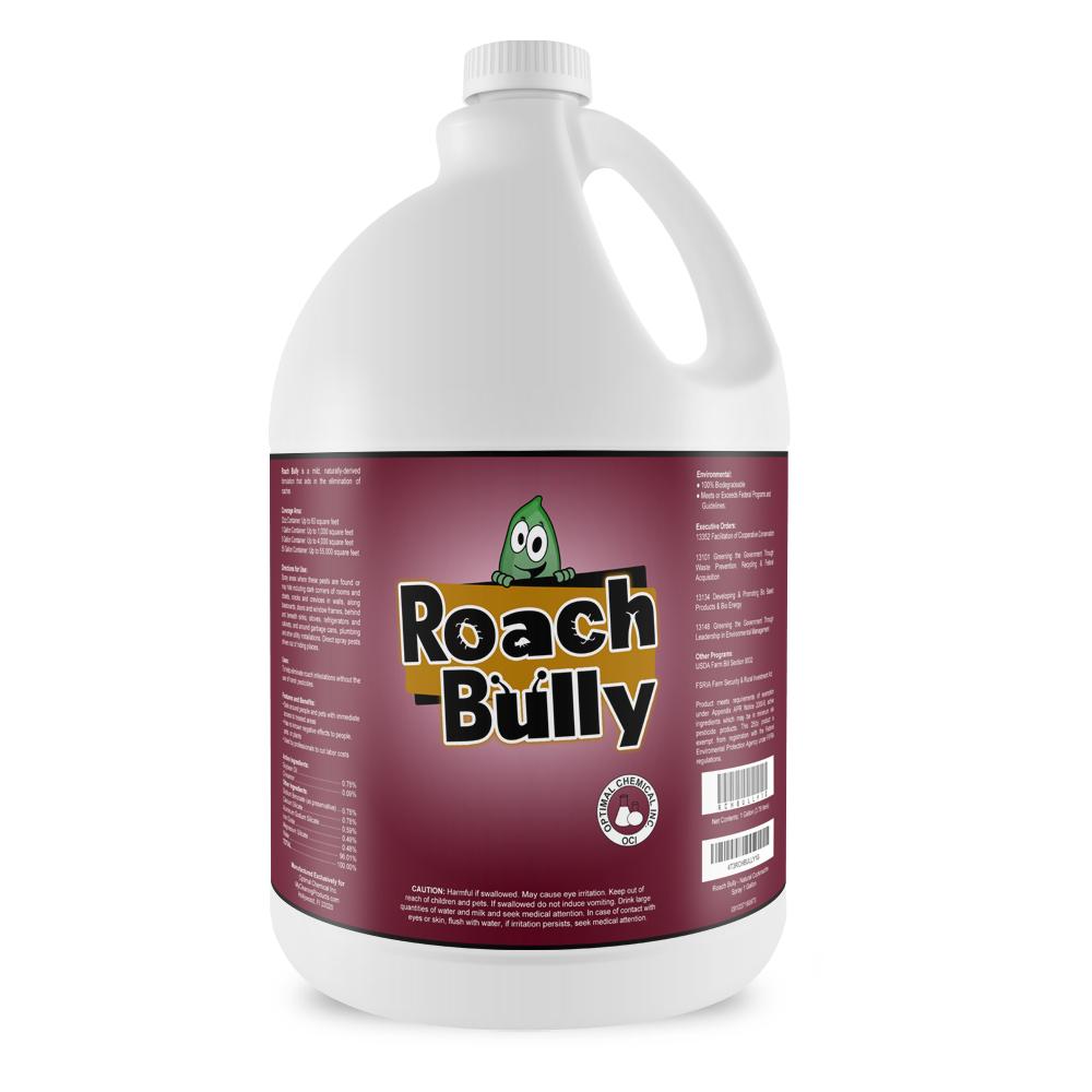 Rust Prevention Spray >> Roach Bully Natural Cockroach Spray, 1 Gallon