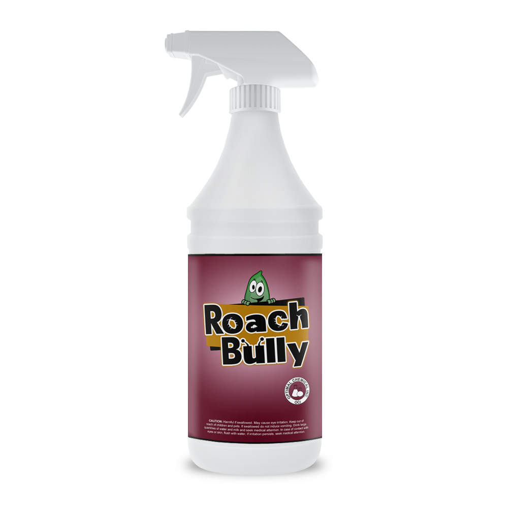 Roach Bully Natural Cockroach Spray 32 Oz