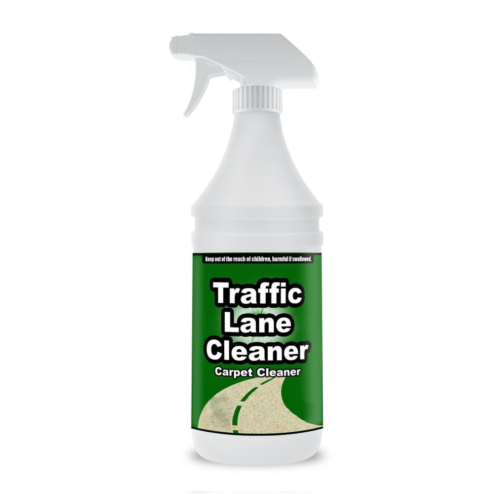 Traffic Lane Cleaner 32oz Natural Carpet Shampoo