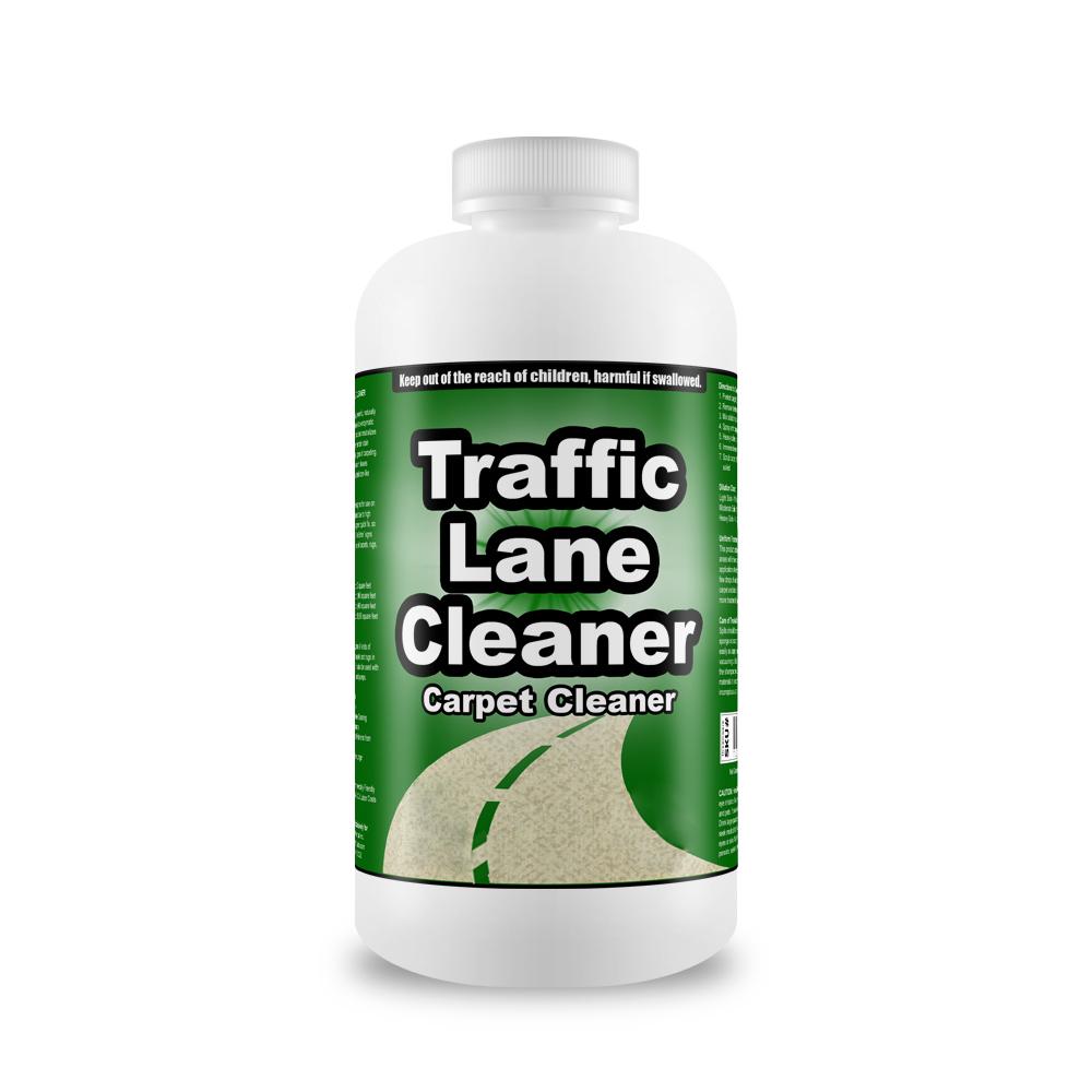 Traffic Lane Cleaner Non Toxic Carpet Cleaner 3 Oz