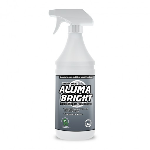 Aluma Bright Stainless Steel Cleaner, 32 Oz