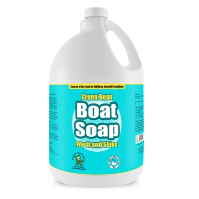 Green Bean Boat Soap, 1 Gallon