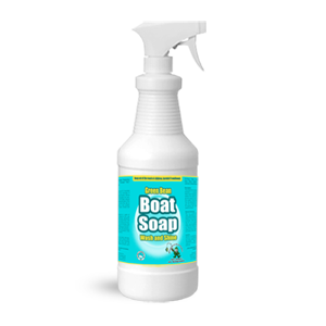 Green Bean Boat Soap, 32 Oz